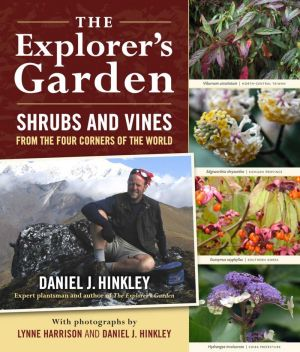 The Explorer's Garden Shrubs and vines book cover